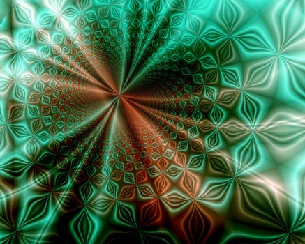 Wormhole by AbstractedEye