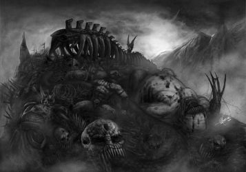 Cumulation of Victory by cimoart