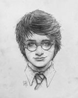 Harry Potter by tomasoverbai