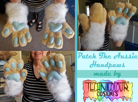 Patch Toony Handpaws by TECHNlCOLOUR