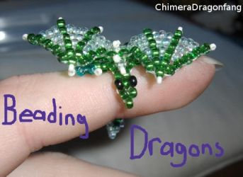 Bead Dragon Instructions by ChimeraDragonfang