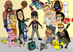Revenge on Nostalgia Critic by Luklaser