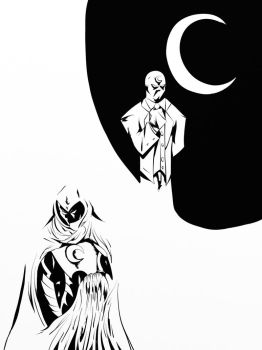 Moonknight by EPICamiture2099