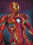 THE INVINCIBLE IRONMAN (XLV) by ARTIEFISHEL79