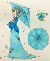 Aesthetic mystery reveal- Teal by JeansLily