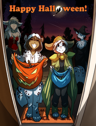 Halloween 2016 by Twokinds