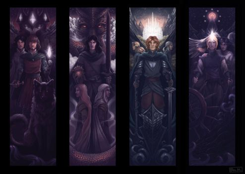 Sons of the Edain by 89ravenclaw