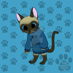 thesweatercats - Pye by colormymemory