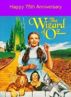 The Wizard of Oz 75 by mrentertainment