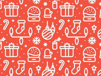 Holiday Pattern by creatiVe5