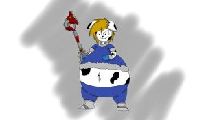REQUEST: A Fat Dalmatian.... by ArkhamFrost