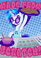 Made From Scratch by MoonSango