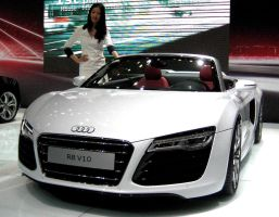 R8 Roadster by toyonda