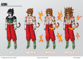 Takeno transformation Charts type magical energy by Teoma-The-Naraotor