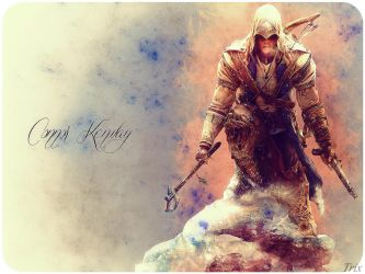 Connor Kenway by xCaliKidx