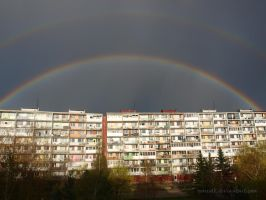 rainbow by sparcosk