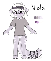 Viola Ref by Panolli
