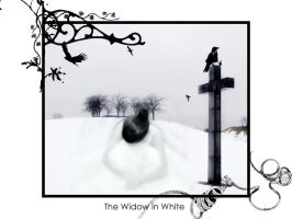 The Widow in White by Driven-Crazy
