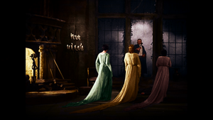 Dracula Screen Grab Colorized By Drrealartmd by dr-realart-md