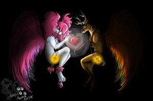The warmth of Love by PinkScooby54