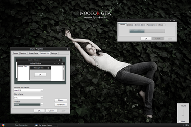 NOOTOR - nooto GTK for XP - by vekanoid