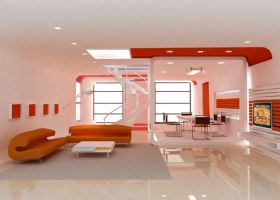 residential interior- show flat by creativegenie
