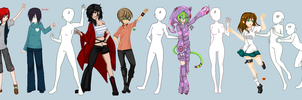 .: AnE: Collab--OneSlotOpen:. by NerinSerene