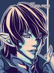 Aymeric - Color Palette Challenge by Sileina