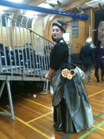 Godspell costume Final Product by Misguided-Ghost1612