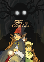 Over The Garden Wall by Lychanchan
