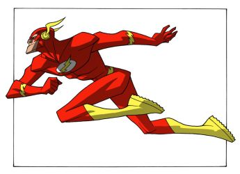 Flash experiment by johnsonverse