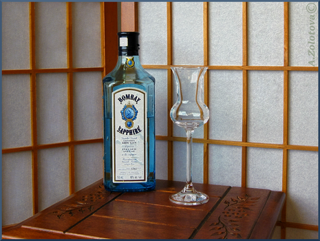Bombay Sapphire 1 by AnnaZLove