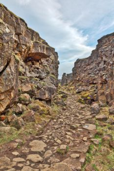 Rugged Rift Valley Trail II - Thingvellir by somadjinn
