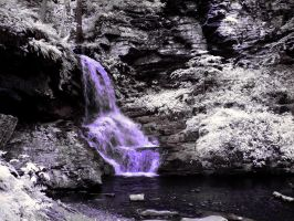 Fountain of Youth infrared by ilimel