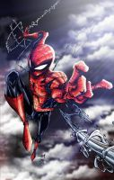 Spider Man Colored by rapnex
