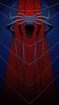 Spiderman-phone-wallpaper by Balsavor