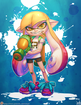 Are you a Squid? by atryl