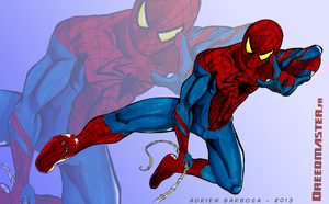 The Amazing Spider-Man (2012) by Dreed-06
