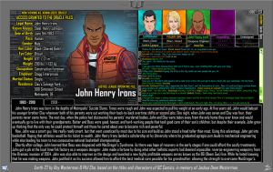 [Earth-27: Oracle Files] John Henry Irons (1/2) by Roysovitch