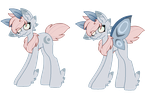 Closed DTA Moth Pony by SpaazleDazzle