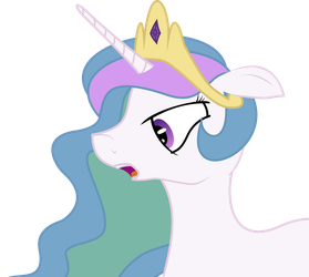 Celestia Disapproves by TheJBW