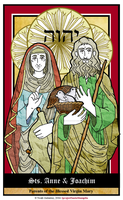 Sts Anne and Joachim by NowitzkiTramonto
