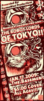 The Robot Lords Of Tokyo by milestsang