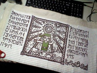 Loz wind waker wip 015 by cainslove