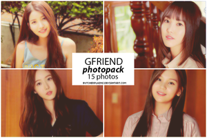 Gfriend - photopack #06 by butcherplains