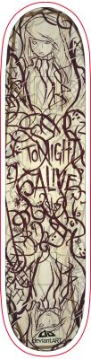 Tonight Alive Deck by Morday