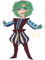[Crackkid] Oliver by TheZodiacLord