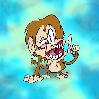 Monkey: Agitation by apathyzeal