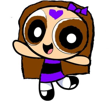 Me in my Powerpuff Girls Form! by PaulinaTheCuteGal28