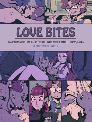 LOVE BITES - 24 page comic by Cavitees